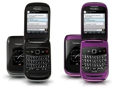 BlackBerry Style 9670 Smartfren, CDMA Harga Murah
