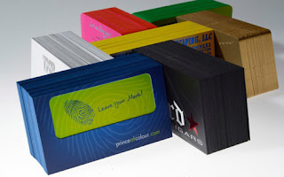 Cutting Edge Designs Printing Color Card