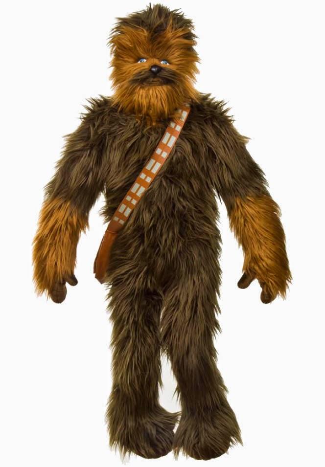 Peluche Gigante Chewbacca
