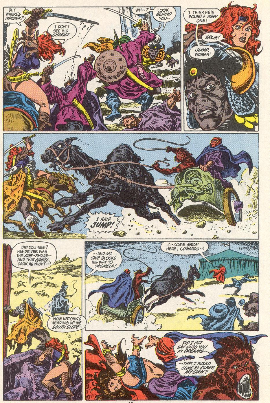 Conan the Barbarian (1970) Issue #249 #261 - English 14