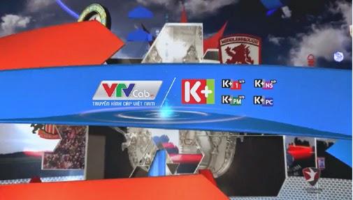 vtvcab khuyến mại gói kênh k+