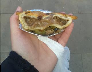 Galloways Chunky Steak Pie Review