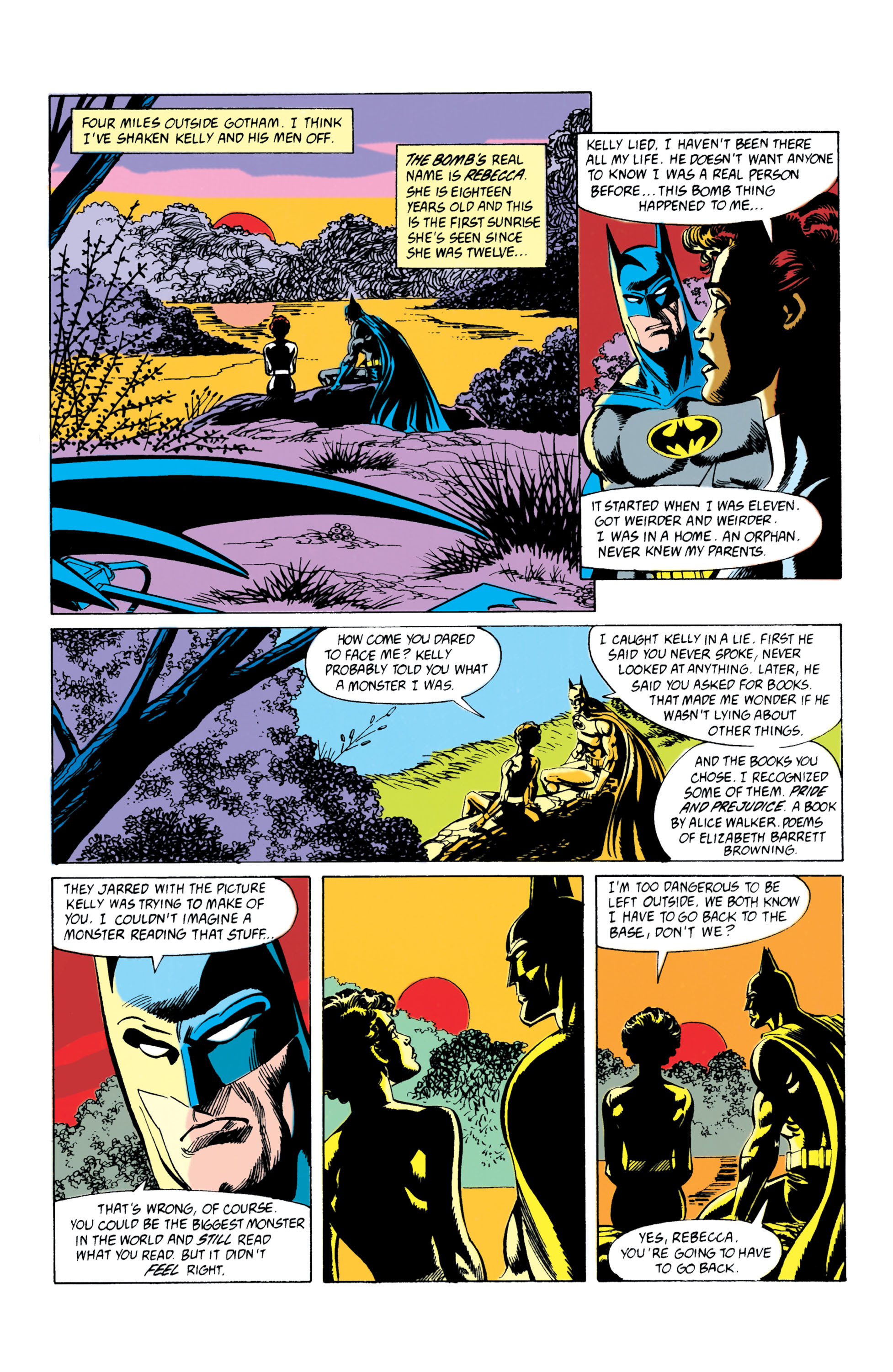 Detective Comics (1937) Issue #638 Page 18