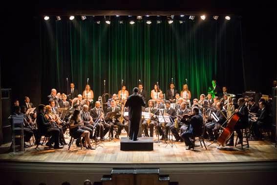 Pátio Alcântara apresenta Orquestra Municipal de São Gonçalo no Dia dos Namorados