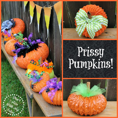 diy dryer vent pumpkin ideas