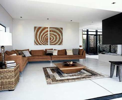 New Trend Living Room Design