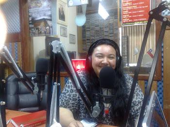 Um Momento Especial, irmã Berenice Braun marcando presença na Rádio Marumbi/SC