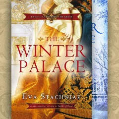 http://www.amazon.com/Winter-Palace-Eva-Stachniak-ebook/dp/B005I4D9W4