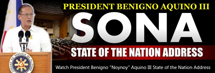 President Noynoy Aquino SONA 2011 live stream online