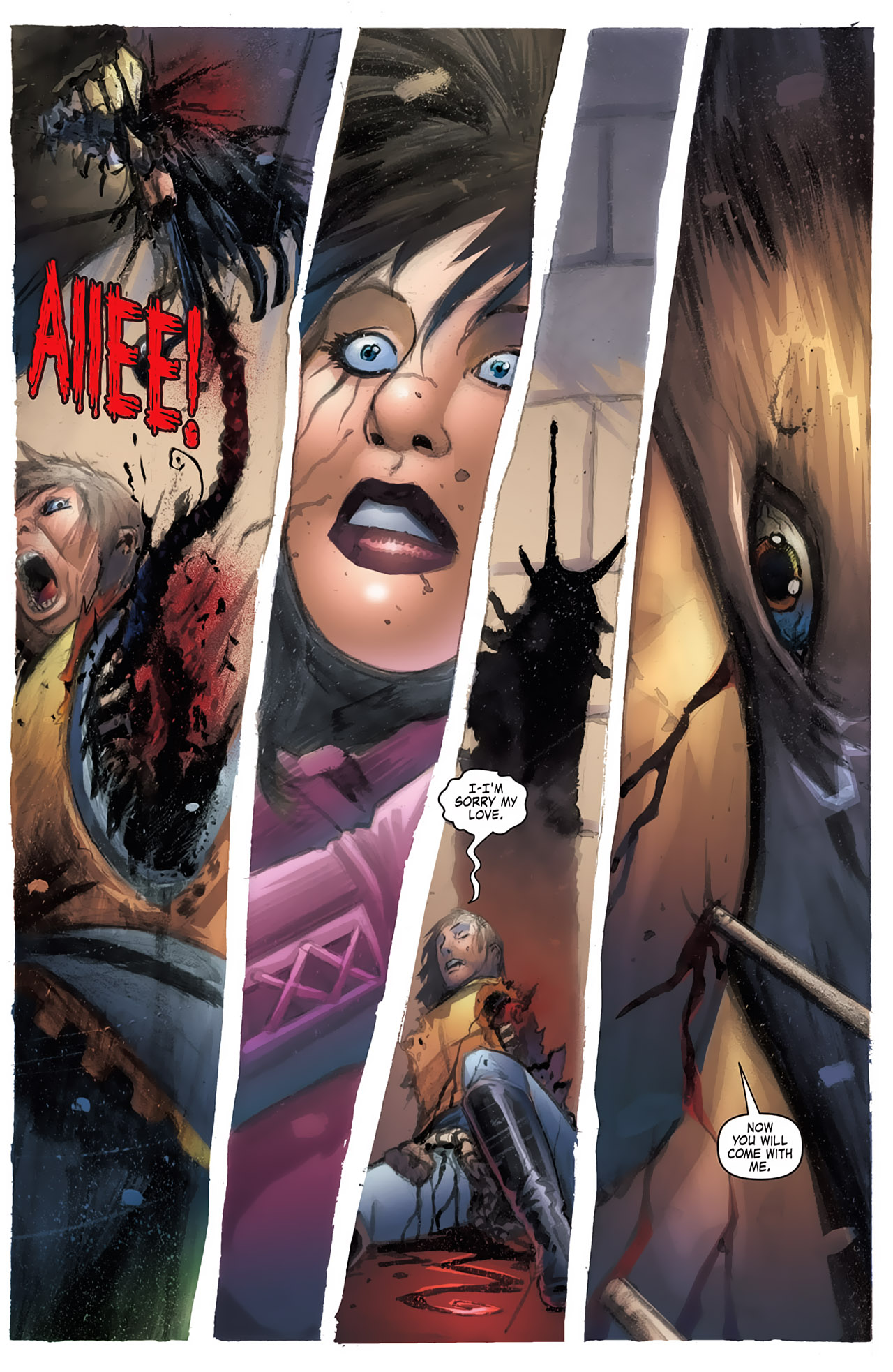 Grimm Fairy Tales (2005) Issue #14 #17 - English 15