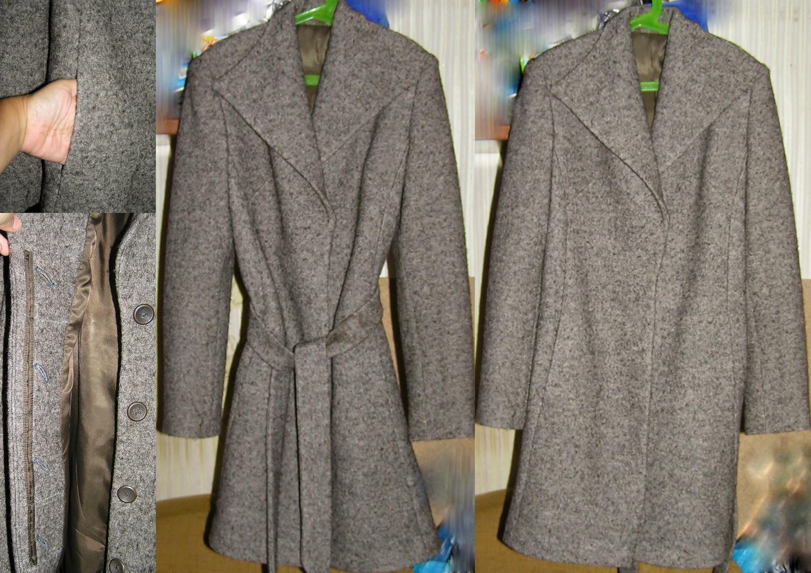 Как и чем лучше почистить шерстяное пальто в домашних