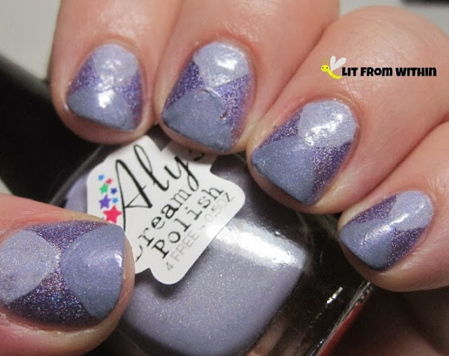 Aly's Dream Polish Rumpleberry