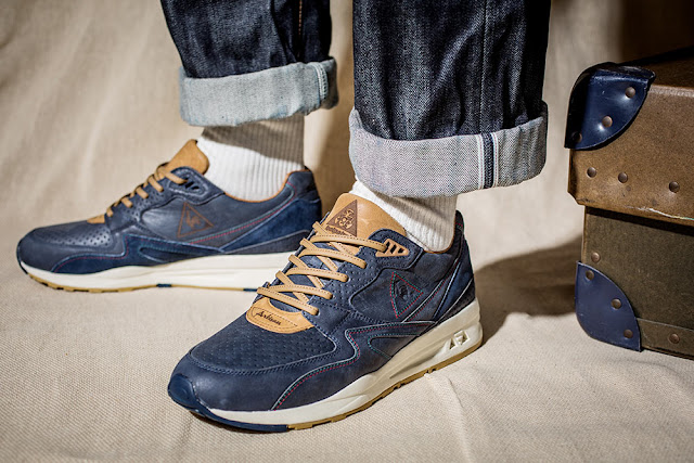 Footpatrol x le coq sportif Made in France | R800 'Artisan' - Hier kommt eine Granate