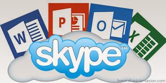 skype en word