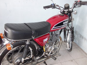 1974 honda cb 125 for sale solo surakarta classic and vintage