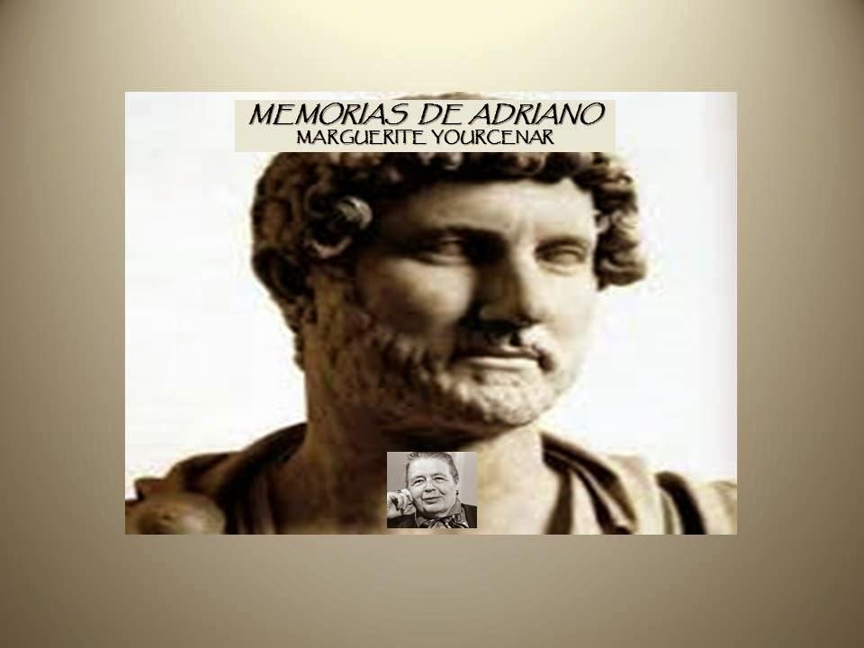 "CLUB DE LECTURA DE ADULTOS ""JOSÉ BECEIRO"". MEMORIAS DE ADRIANO"