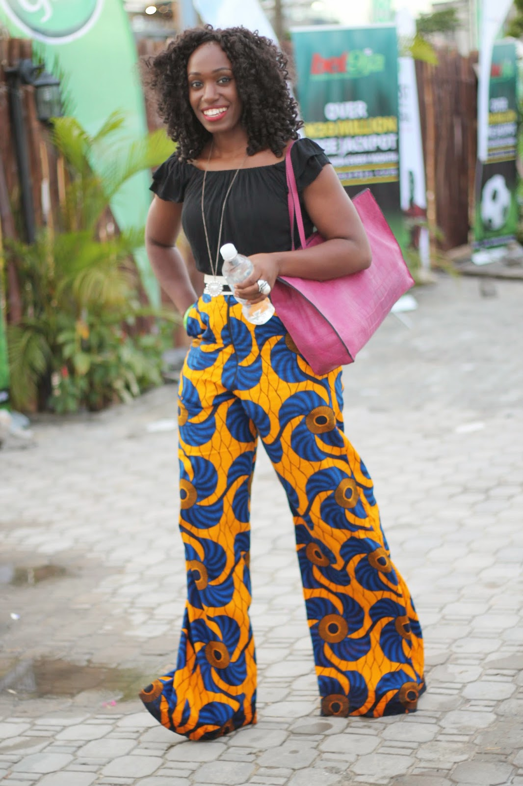 Lagos Street Style Of Africa Fashion Week