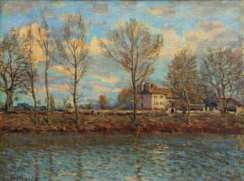 Sisley: Grand Jatte