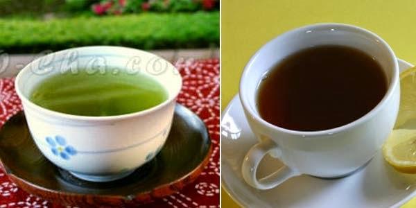 gambar teh