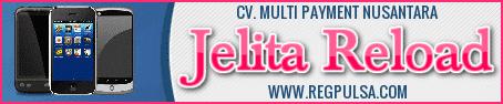 Jelita Reload Server Pulsa Ke-7 CV. Multi Payment Nusantara