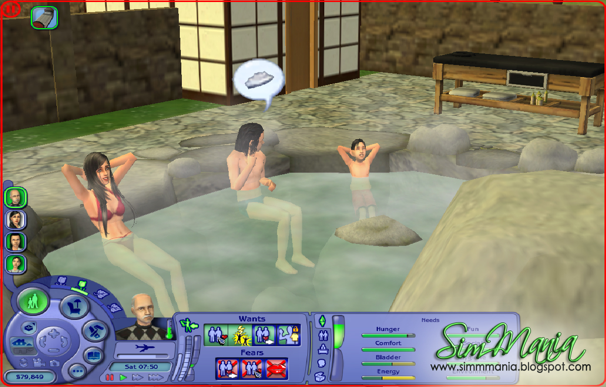 Sims Cheats Motherlode