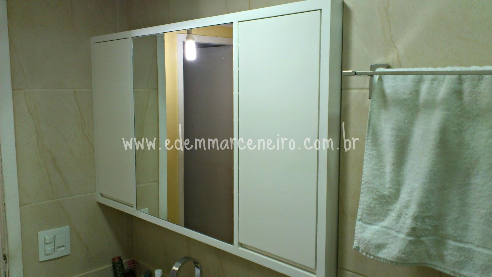 Aproveite e siga o Instagam Edem marceneiro e curta a página Edem  #867D45 1600x900 Armario Banheiro Usado