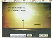 1982 2 de abril 2012 30 AÑOS TRIGESIMO ANIVERSARIO DE RECUPERACION DE . nueva cancha