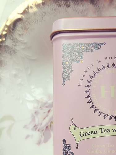 tea pink