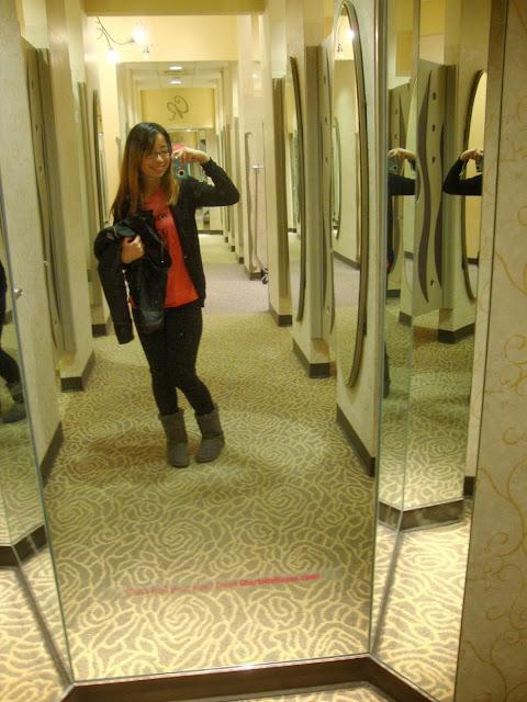 Forever 21 Dressing Room