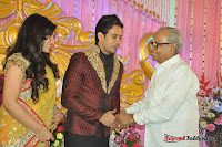 Celebraties at Actor Bharat n Jessy Wedding Reception Photos+%2528134%2529 Actor Bharath n Jessy Wedding Photos