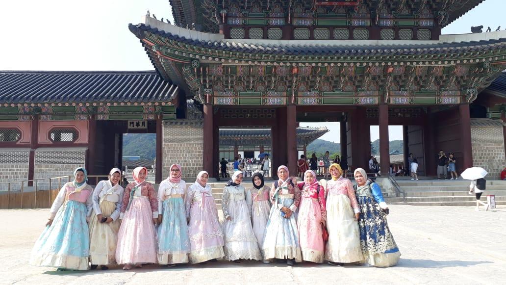 KOREA SELATAN 5D4N 22 - 26 JUNI 2019