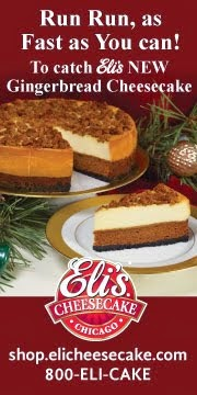 EAT ELI'S CHEESECAKE!