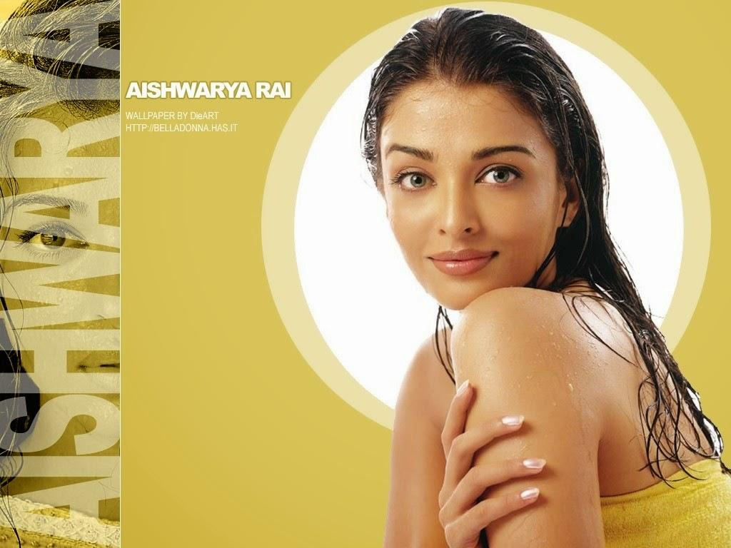 aishwarya rai wet look
