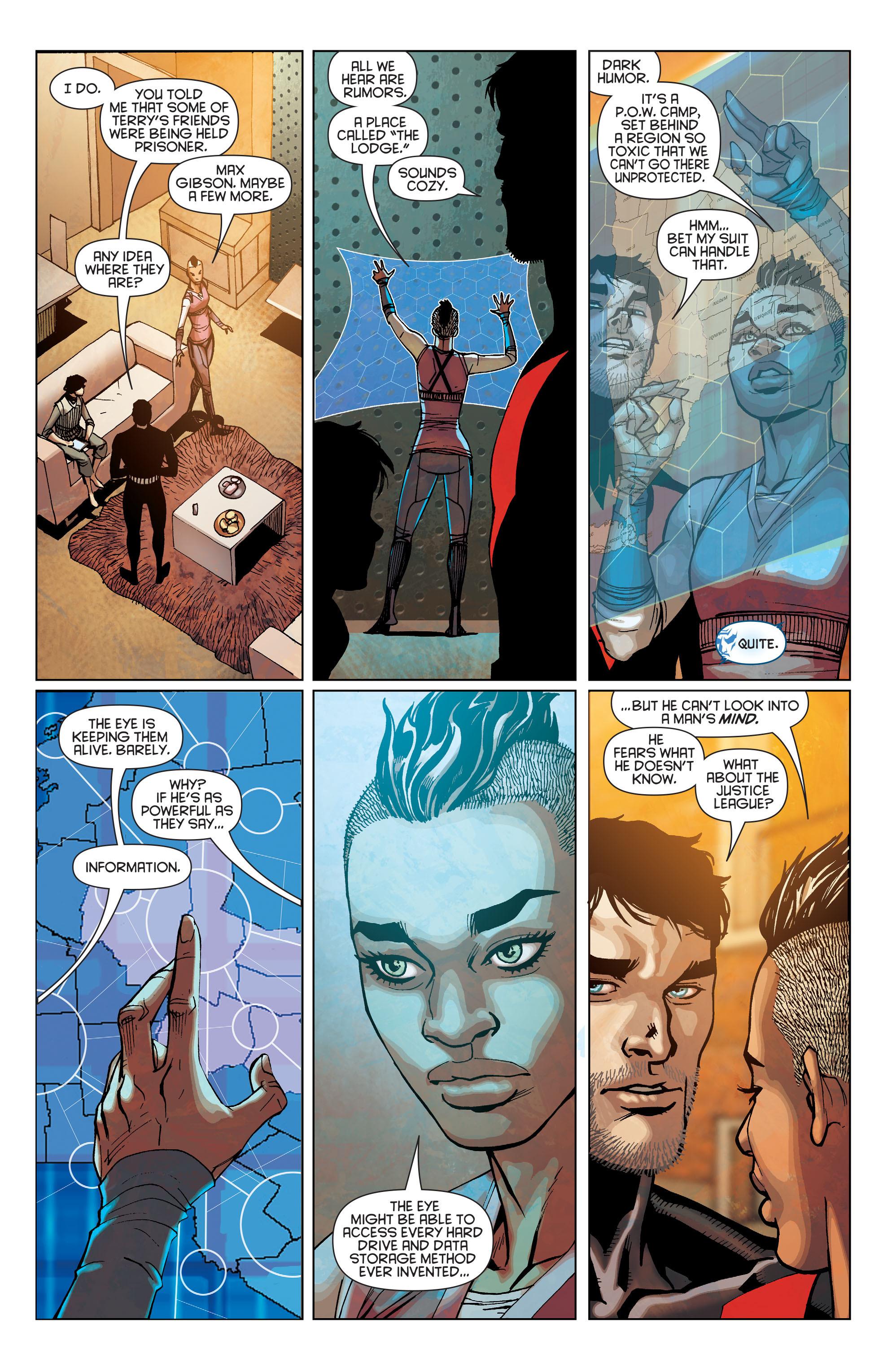 Batman Beyond (2015) Issue #1 #1 - English 12