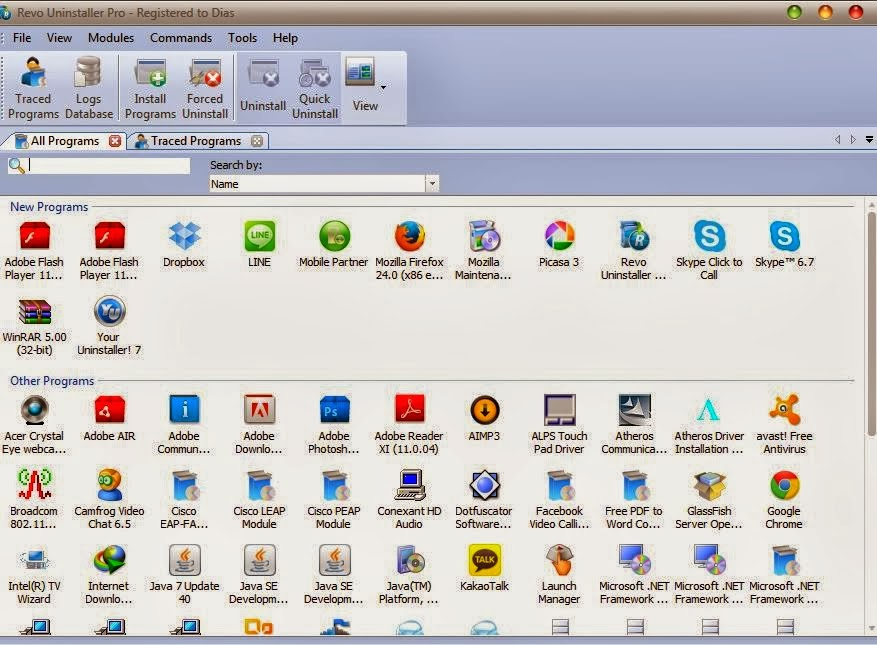 Revo Uninstaller Pro 3.1 2014 Full Version crack free ...
