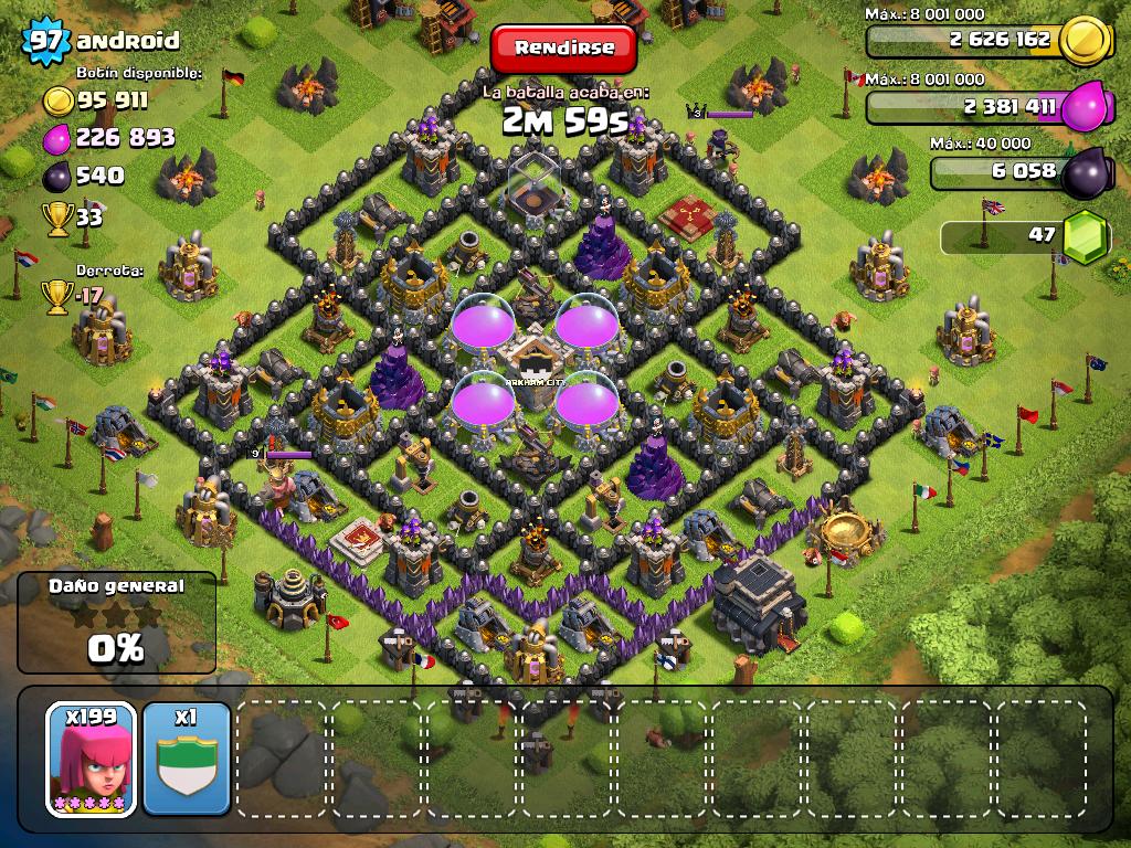 Clash of clans как сделать еще одну деревню 269