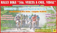 5ta. VUELTA A CNEL. VIDAL - 15/09/19