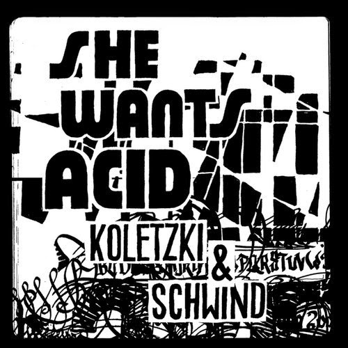 Koletzki & Schwind – She Wants Acid EP