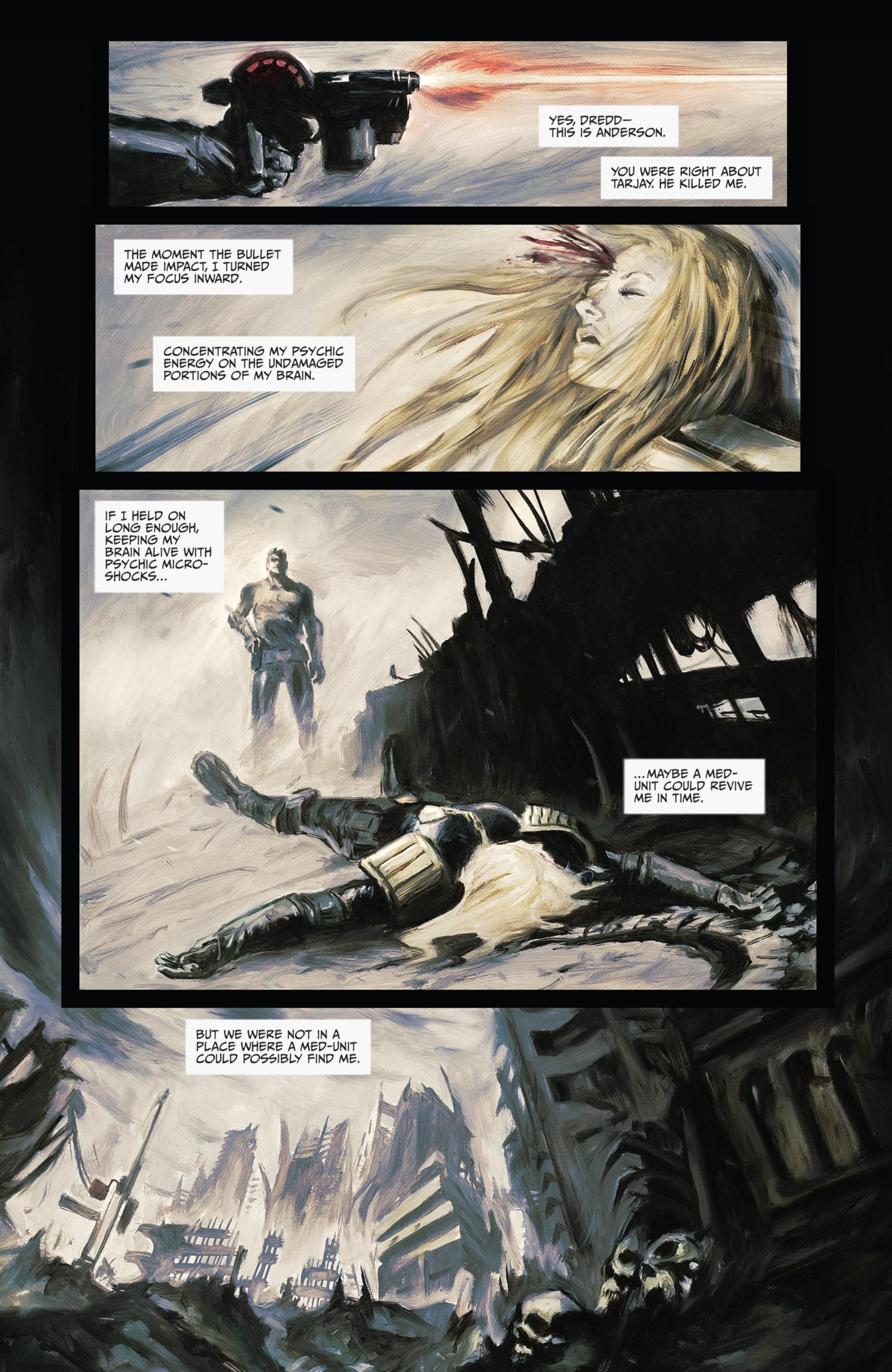 Read online Judge Dredd (2012) comic -  Issue #21 - 3