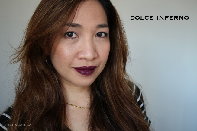 90s makeup, 90s lips, kylie jenner lips, fairuza balk lipstick, craft movie lipstick, drew barrymore lipstick, Dolce and Gabbana Matte Lipsticks, Review, Swatch