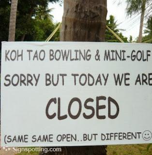 Confusing Thai translation