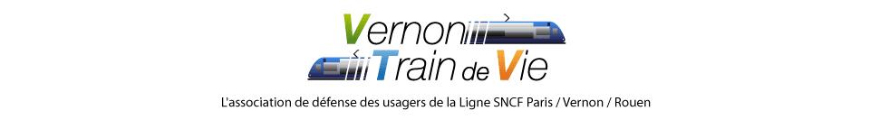 Vernon Train de Vie
