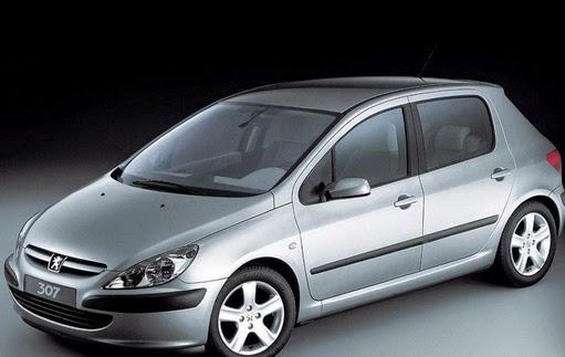 Peugeot 307 atropello