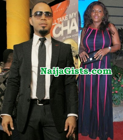 ramsey nouah wife married