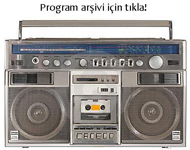 ÇEKME KASET: HER ÇARŞAMBA 22'de ROCK FM'DE
