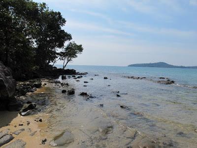 (Cambodia) - Koh Ta Kiev Island