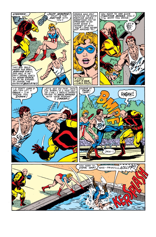 Captain America (1968) Issue #342 #272 - English 4