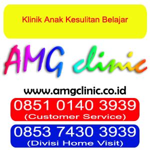 Klinik Anak Kesulitan Belajar
