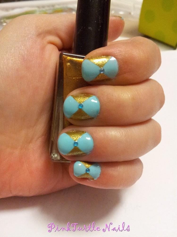 PinkTurtle Nails: Diseños antiguos 4 (el último diseño)
