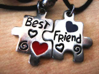 best friends | Friendship locket